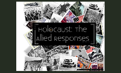 Holocaust project.