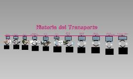 Copy of linea del tiempo sobre la historia del transporte