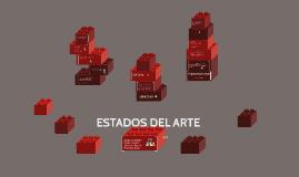 ESTADOS DEL ARTE