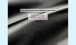 Fibra de Carbono como material constructivo