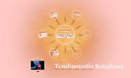 Tendinopatia Rotuliana