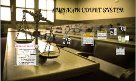 AMERICAN COURT SYSTEM