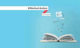Educatief Programma - Bibliotheek Arnhem - Jonge kind
