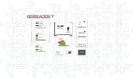 GENERACIÓN Y
