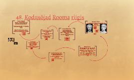 48. Kodusõjad Rooma riigis