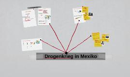 Copy of Drogenkrieg in Mexiko
