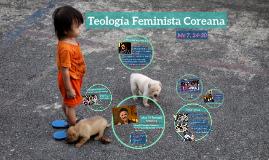 Teología Feminista Coreana