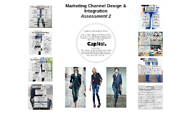 MKT20023 - Marketing Channel Design and Integration