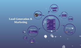 Lead Generation & Marketing