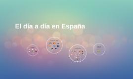 El día a día en España