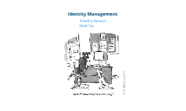 Identity Management IS4U