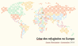 Crise dos refugiados na Europa