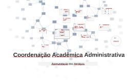 Coordenação Acadêmica Administrativa