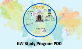 GW Paris PDO Spring
