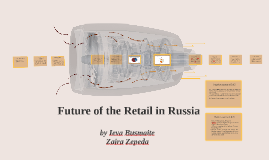 Future of the Retail in Russia