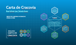 Copy of Carta de Cracovia