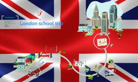 London school trip