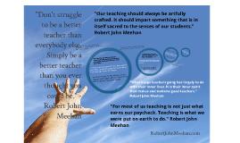 Teacher S Journey The Road Less Traveled