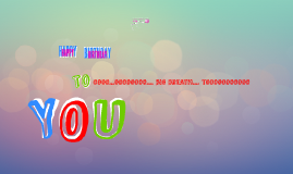 Copy of Template HAPPY BIRTHDAY TO YOU