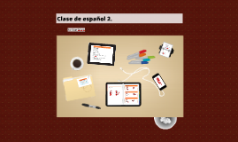 Spanish class 2