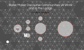 Boiler Maker Discourse Communities: At Work and in the Lodge