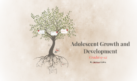 Development in grades 9-12