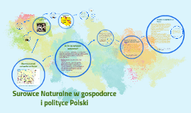 Copy of Surowce Naturalne w gospodarce i polityce polski