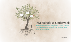Psychologie & Onderzoek