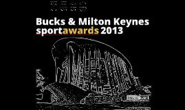Sport Awards 2013