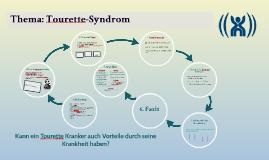 Ursache Tourette Syndrom