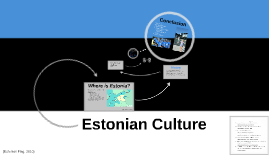 estonia dating culture Estonian dating primer estonia is a land of beaches and the seaside culture is very engrained into estonians lifestyle the country is bordered by the gulf of finland, the baltic sea and the peipsi lake.