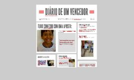 Copy of DIÁRIO DE UM VENCEDOR