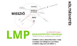 LMP OEVK stratégia