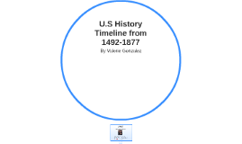 "us history 1492 1877 This course will exclude prominent figures in american history, but it will analyze   volume one: to 1877 by james a henretta rebecca edwards  august 3,  1492-march 15th, 1493"", from christopher columbus and the."