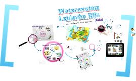 Watersysteem Leidsche Rijn, Wateropleidingen