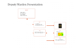 Deputy Warden Presentation