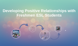 Developing Positive Relationships with Students