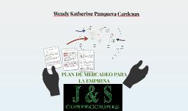 PLAN DE MERCADEO PARA LA EMPRESA J&S CONFECCIONES