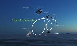 Casi Medianoche: Materials