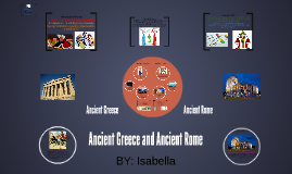 Ancient Greece and Ancient Rome