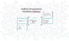 Sodium Presentation