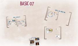 BASIC 07 - UNIT 7