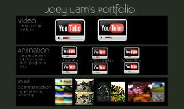 Joey Lam's Portfolio