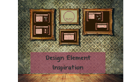 Design Element Inspiration