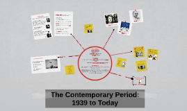 The Contemporary Period: 1939 to Today