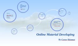 Online Material Developing