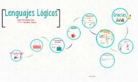 Lenguajes Lógicos