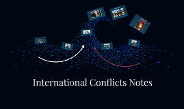 International Conflicts Notes