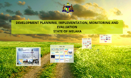 DEVELOPMENT PLANNING, IMPLEMENTATION, MONITORING AND EVALUAT