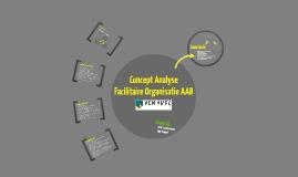 Presentatie Concept Analyse - Toets 3